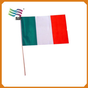 Factory Production Export Custom Small Hand Held Flags for Events pictures & photos