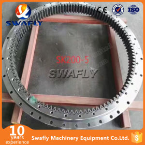 Kobelco Sk200-5 Swing Bearing for Excavator pictures & photos