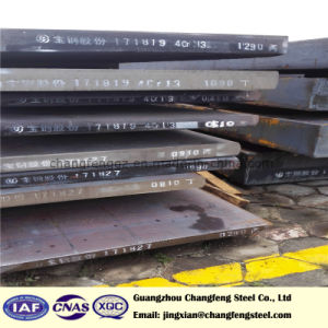 Plastic Mould Steel Forged Dies with Injection Polished P20+Ni/1.2738/718 pictures & photos