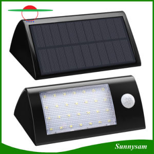 28 LEDs Solar Light Outdoor with Motion Sensor Solar Light 560 Lumens IP65 Waterproof 3 Working Modes for Garden Security pictures & photos