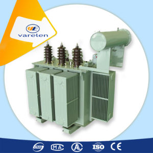 S11 Oill Type 11kv 250kVA Winding Coil Structure Three Phase Power Transformer
