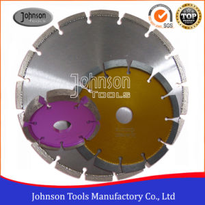 105-230mm Laser Welded Diamond Crack Chaser Tuck Point Blades pictures & photos