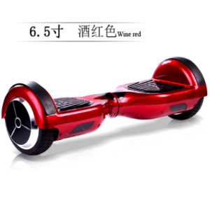 2 Wheels Self Balance Scooter with Water Transfer Printing Colors