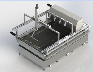 Good Price for Liquid Image Water Transfer Printing Machine Lyh-Wtpm051-3 pictures & photos