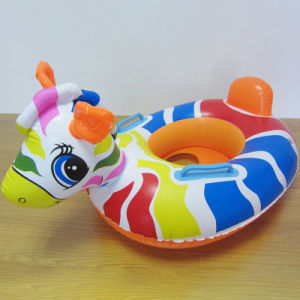 PVC Inflatable Animal Floating Baby Seat for Kids pictures & photos