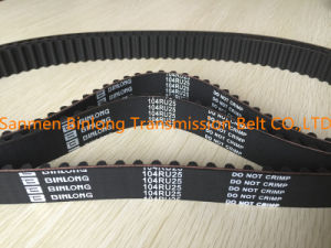 Rubber Material V-Belt Type Rubber Timing Belt pictures & photos