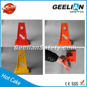Reflective Road Traffic Safety Rubber Lane Divider pictures & photos