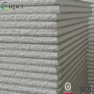 Cheap Heat Insulated EPS Roof Sandwich Panels pictures & photos