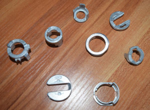 Car Key Parts Die Casting Mold pictures & photos
