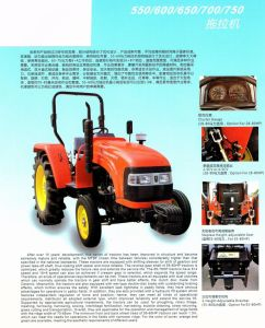 Asia Farm Tractor pictures & photos