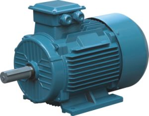 Three-Phase Induction Electrical Motor for Water Pump Ie1 pictures & photos