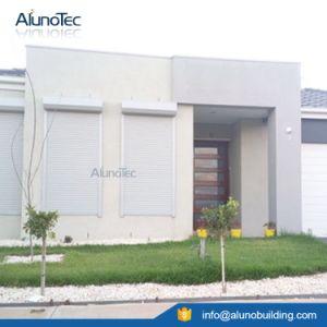 Electric Aluminium Rolling Window/Door/Electric Aluminum Roller up Shutter pictures & photos