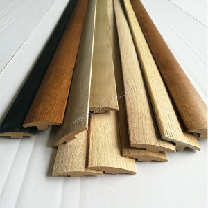 Flooring Accessories Moulding-Reducer / End-Cap/T-Molding/Quarter Round Flooring Accessories pictures & photos