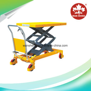 800kg Load Capacity Double Scissors Lift Table (SPS800) pictures & photos