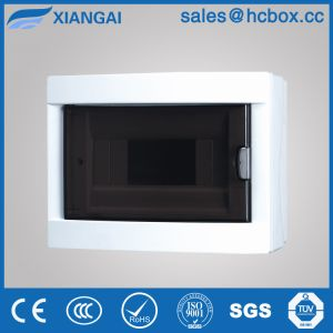 Hc-Ls 8ways Distribution Box MCB Box ABS Distribution Box Outdoor Box pictures & photos