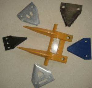 Ductile Iron Knife Guard for Combine Harvester pictures & photos