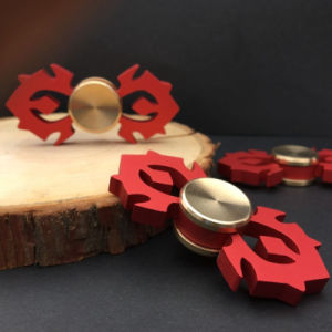 EDC Toys Hand Spinner Metal Professional Fidget Spinner pictures & photos