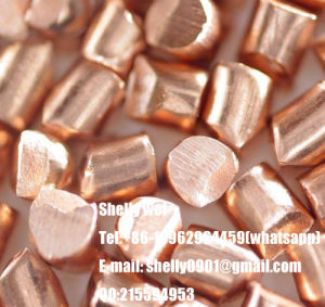 Abrasive /Aluminium Shot for Blasting / Stainless Steel Shot /Zinc Shot / Cut Wire Shot /Ss Shot /Lead Shot /Brass Shot / Steel Shot for Peening Media pictures & photos