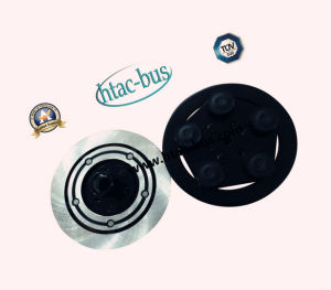 Middle Bus Air Conditioner Compressor Clutch 12V pictures & photos
