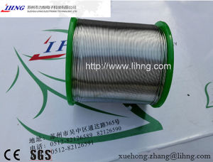 Lead Free Solder Alloy Wire Welding Wire Sn0.7CuRe pictures & photos