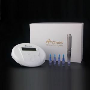 High Quality Best Selling Microblading Micro Pigmentation Permanent Makeup Machine Artmex V6 pictures & photos