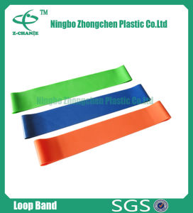Resistance Band, Fitness Band Stretch Band Latex Yoga Elastic Band pictures & photos