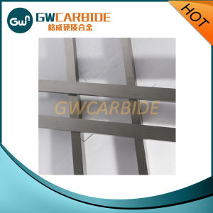 Tungsten Carbide Plate Bars Strips pictures & photos