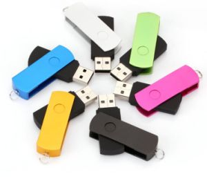 Promotional Gift USB Flash Drive Pen U-Disk Custom Logo for Free pictures & photos