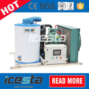 Air Cooled Industrial Flake Ice Making Machine 3t pictures & photos