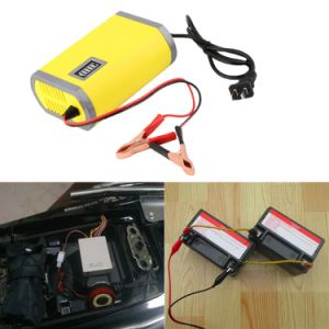 220V Input 6A 12V Car Battery Charger Motorcycle Charger 12V Lead Acid Charger pictures & photos