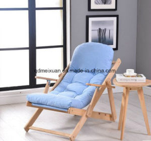Wholesale Wood Folding Chairs Chairs The Balcony Chairs Lazy Chair My Lunch Break (M-X3748) pictures & photos