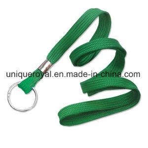"""3/8"""" Blank Non-Breakaway Lanyards with Split Ring pictures & photos"""