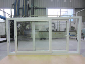 Soundproof Laminated Glass Impact Resistant Sliding Windows pictures & photos
