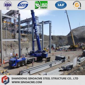 Heavy Steel Frame for High Rise Industrial Building pictures & photos