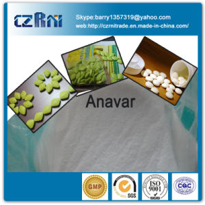 Top Quality Oral Bodybuilding Anavar 53-39-4 Androgenic Steroids Raw Powder pictures & photos