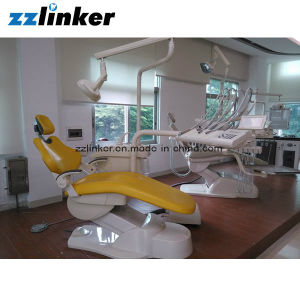 Suntem St-D540 Complete Top Mounted Dental Chair pictures & photos