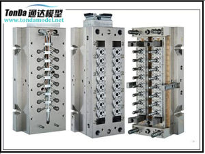 Plastic Injection Mould Spare Parts Plastic Injection Moulding pictures & photos