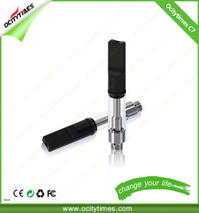 Ocitytimes 0.5ml Electronic Cigarette C7 Ceramic Coil Cbd Oil Vaporizer pictures & photos