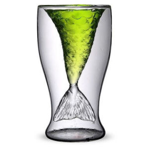 OEM 2017 Popular Design Double-Wall Glass Tumblers pictures & photos