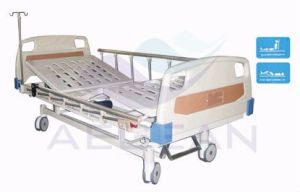 AG-Bm201 Simple Operation Hospital Ward Room Adjustable Beds 2-Function pictures & photos