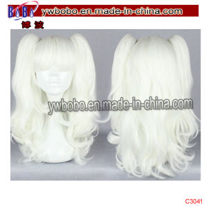 Halloween Carnival Party Costumes Afro Wig Party Supply (C3037) pictures & photos