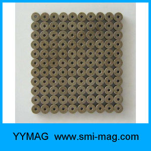 Strong Micro Magnets Ring Magnets for Sale pictures & photos