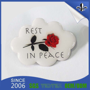 High Quality Popular Pin on Stylish Design Metal Badge/ Label Pin pictures & photos