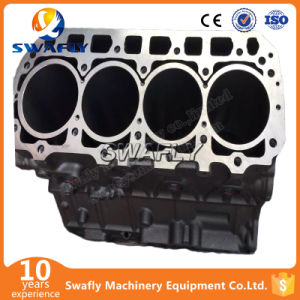 Yanmar Engine Cylinder Block Body for 4tnv98 4tnv98t pictures & photos