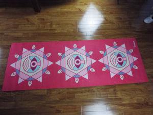 Digital Printing Natural Rubber Yoga Mat pictures & photos