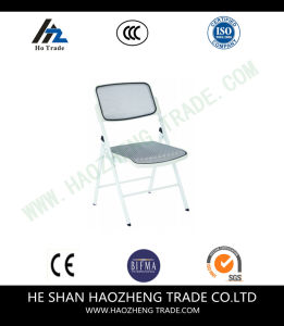 Hzmc001 Mesh Seat and Back Folding Chair pictures & photos