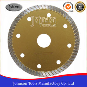 105mm Hot Press Sintered Turbo Saw Blade for Ceramic and Tiles pictures & photos