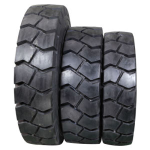 Exporting Chinese Low Price Pneumatic Forklift Tires 5.00-8 pictures & photos
