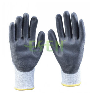 2017 Nitrile Coated Labor Protective Garden Safety Work Gloves (D78-G5) pictures & photos