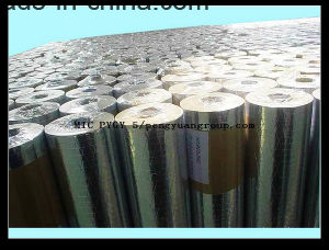 Reinforced Heavy Duty Fire Proof Aluminum Foil Scrim Kraft Facing Fsk Facing pictures & photos